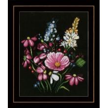 PN-0165380 Цветы. LanArte. Наборы для вышивания крестиком.