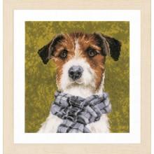 PN-0167505 Собака. LanArte. Наборы для вышивания крестиком.