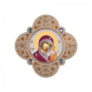 РВ3306 Богородица Казанская. Новая Слобода. Наборы для вышивания бисером.