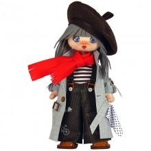 К1085 Девочка. Франция. Новая Слобода. Наборы для шитья кукол.