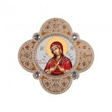 РВ3307 Богородица Семистрельная. Новая Слобода. Наборы для вышивания бисером.