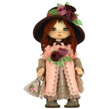 К1080 Девочка. Англия. Новая Слобода. Наборы для шитья кукол.