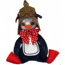 ММ3022 Пингвин. Новая Слобода. Наборы для шитья кукол.