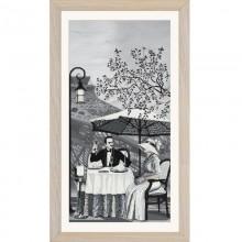 СВ0106 Париж-город любви. Зрелость. Новая Слобода. Наборы для вышивания крестиком.