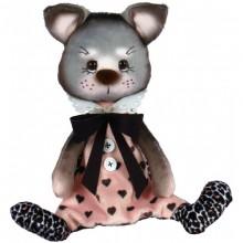 ММ3019 Котик. Новая Слобода. Наборы для шитья кукол.