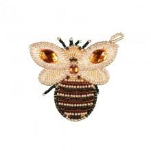РВ2041 Пчелка. Новая Слобода. Наборы для вышивания бисером.