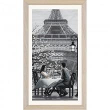 СВ0105 Париж-город любви. Молодость. Новая Слобода. Наборы для вышивания крестиком.