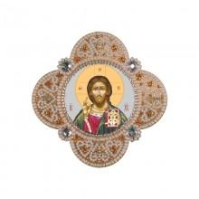 РВ3305 Христос Спаситель. Новая Слобода. Наборы для вышивания бисером.