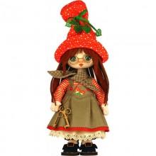 К1084 Девочка. Дания. Новая Слобода. Наборы для шитья кукол.
