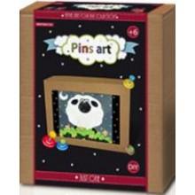 151K2D Набор с пайетками Pins Art. PinsArt. Наборы с пайетками.