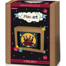 155K2D Набор с пайетками Pins Art. PinsArt. Наборы с пайетками.