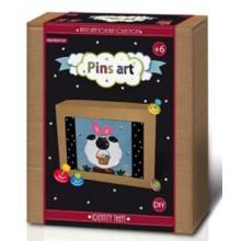 154K2D Набор с пайетками Pins Art. PinsArt. Наборы с пайетками.