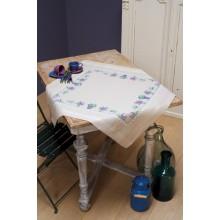 PN-0165238 Лаванда. Vervaco. Наборы для вышивания крестиком.