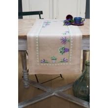 PN-0165726 Лаванда. Vervaco. Наборы для вышивания крестиком.