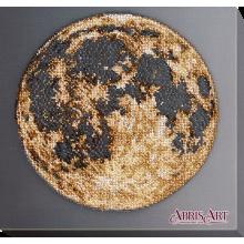 AB-702 Луна. Абрис Арт. Наборы для вышивания бисером.
