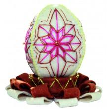 В-198 Пасхальное яйцо. Чарівна Мить. Наборы для моделирования из фетра.
