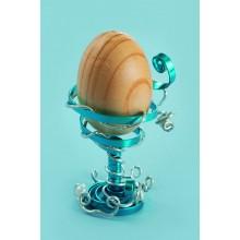 ДП-006 Подставка под яйцо. Чарівна Мить. Наборы для моделирования из проволоки.