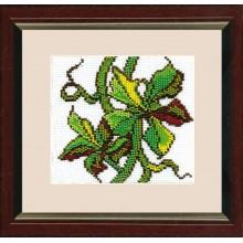 СТ-06 Виноградный лист. Чарівна Мить. Наборы для вышивания крестиком.