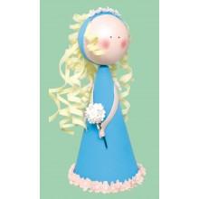 К-001 Набор для изготовления куклы (Марина). Чарівна Мить. Наборы для изготовления кукол.