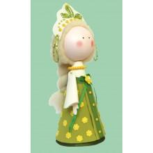 К-002 Набор для изготовления куклы (Анастасия). Чарівна Мить. Наборы для изготовления кукол.