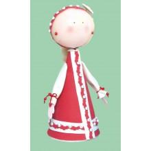 К-003 Набор для изготовления куклы (Аленка). Чарівна Мить. Наборы для изготовления кукол.
