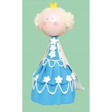 К-004 Набор для изготовления куклы (Золушка). Чарівна Мить. Наборы для изготовления кукол.
