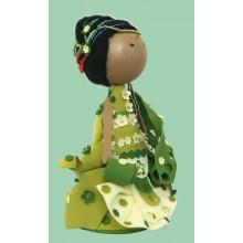 К-008 Набор для изготовления куклы (Деви-Даси). Чарівна Мить. Наборы для изготовления кукол.