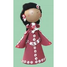 К-009 Набор для изготовления куклы (Сафо). Чарівна Мить. Наборы для изготовления кукол.