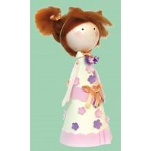 К-010 Набор для изготовления куклы (Сандра). Чарівна Мить. Наборы для изготовления кукол.