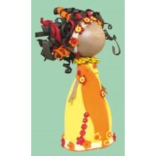 К-011 Набор для изготовления куклы (Амади). Чарівна Мить. Наборы для изготовления кукол.