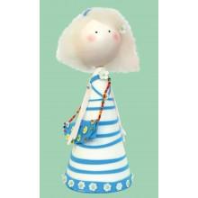 К-012 Набор для изготовления куклы (Мелисса). Чарівна Мить. Наборы для изготовления кукол.