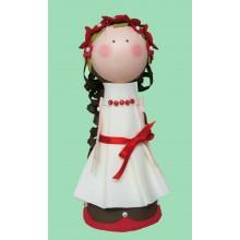 К-013 Набор для изготовления куклы (Катюша). Чарівна Мить. Наборы для изготовления кукол.