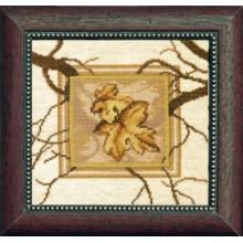 СТ-23 Кленовый листочек. Чарівна Мить. Наборы для вышивания крестиком.