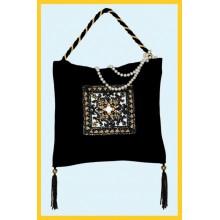 СТ-11 Декоративная вставка для вечерней сумочки. Чарівна Мить. Наборы для вышивания крестиком.