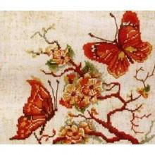 182 Бабочки. Чарівна Мить. Наборы для вышивания крестиком.