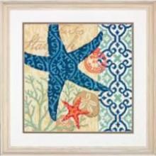 71-20075 Морская звезда. Dimensions. Наборы для гобеленовой вышивки.