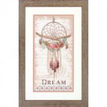 70-35375 Цветочный ловец снов. Dimensions. Наборы для вышивания крестиком.