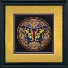 65095 Витиеватая бабочка. Dimensions. Наборы для вышивания крестиком.