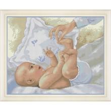 VN-117 Материнское счастье. Olanta. Наборы для вышивания крестиком.