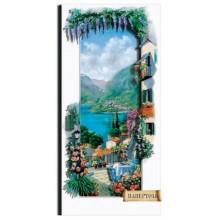 РТ150166 Итальянские пейзажи.Сицилия. TelaArtis. Наборы для создания объемной картины из бумаги.