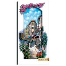 РТ150167 Итальянские пейзажи.Венеция. TelaArtis. Наборы для создания объемной картины из бумаги.