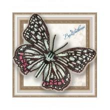 BGP-037 3D Бабочка Переливница. Vdohnovenie. Наборы для вышивания бисером.