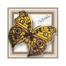 BGP-051 3D Бабочка Прецис Алмана. Vdohnovenie. Наборы для вышивания бисером.